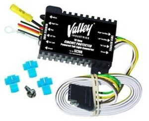 Powered-Trailer-Light-Converter-w-Circuit-Protect-3-to-2-Wire-Isolator-Module