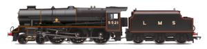Hornby r3614 Patriot LMS 4 - 6 - 0 clase 5521 rhyl Oo