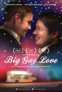 Nuovo Grande Gay Love DVD (TLAUK220)