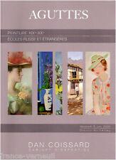 Catalogue AGUTTES : Atelier Ernest Quost Joseph Levin peinture impressionniste