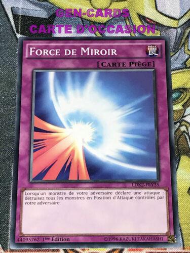OCCASION Carte Yu Gi Oh FORCE DE MIROIR LDK2-FRY35 1ère édition