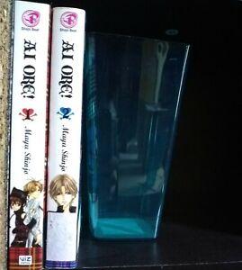 Ai-Ore-1-2-Lot-of-2-Shojo-Manga-English-16-Mayu-Shinjo