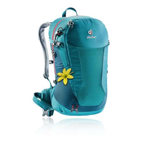 Green Sports Outdoors Reflective Pockets Deuter Womens Futura 22 SL Backpack