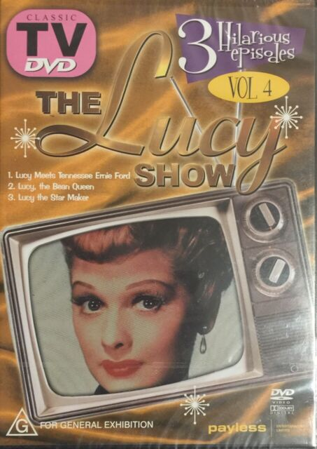 The Lucy Show : Volume 4 (DVD. 2002)  BRAND NEW & SEALED