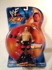 CHRIS BENOIT WWF 2001 Jakks Pacific Sunday Night Heat Rebellion Series 2 TTL