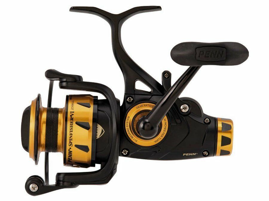 Penn NEW Spinfisher VI LL Live Liner Fishing Spinning  Reel - All Sizes  unique shape