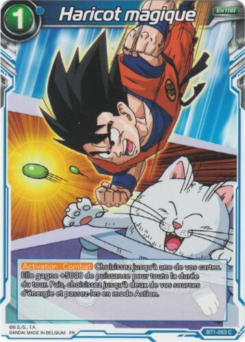 BT1-053 Haricot magique NM Dragon Ball Super Français