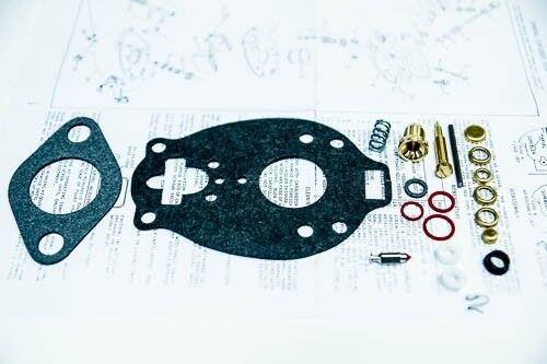 Lincoln Welder Sa-200 Sa-250 F163 Marvel Schebler Carb Rebuild Kit Bw263 for sale online