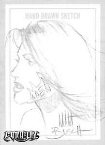 Witchblade-Millennium-SKETCH-CARD-MATT-BUSCH-a