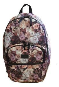 5eb78377e0c Image is loading Vans-Schooler-FLORAL-Backpack-NEW-Laptop-Sleeve-SCHOOL-
