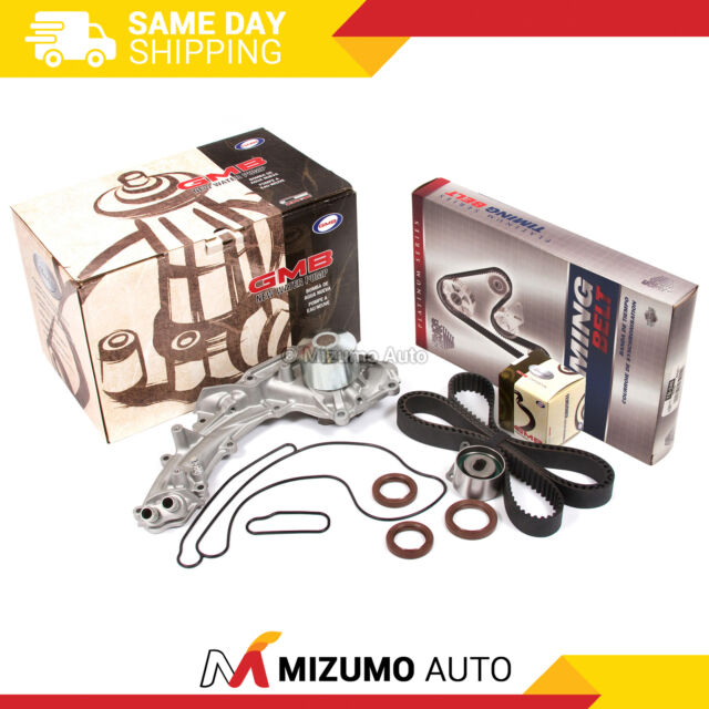 Timing Belt Kit Water Pump Fit 91-95 Acura Legend Couple 2