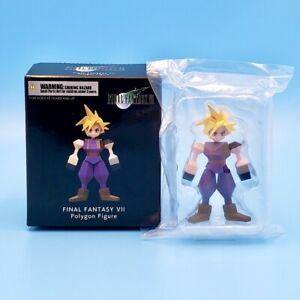 Final Fantasy VII FF 7 Cloud Polygon Mini Figure Figurine Kuji Ichiban Remake