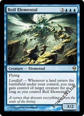 English x4 Magic Origins MTG Magic: the Gathering Zendikar/'s Roil Playset