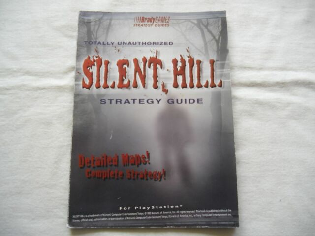 SILENT HILL - Strategy Guide - englisch