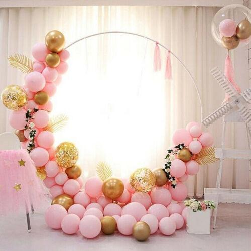 117 Balloons+Balloons Arch Kit Happy Birthday Wedding Baby Shower Garland Decor
