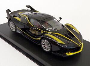 BURAGO-AUTO-MODELLO-IN-SCALA-1-43-18-36906B-Ferrari-FXX-K-Nero-44