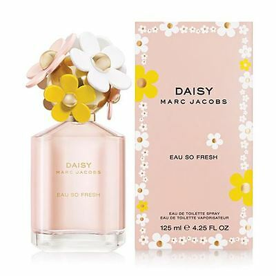 Marc Jacobs Daisy Eau So Fresh 125ml EDT Spray Retail Boxed Sealed