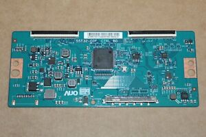 LCD TV TCON LVDS BOARD 55T32-C0F For Polaroid P50UPA2029A