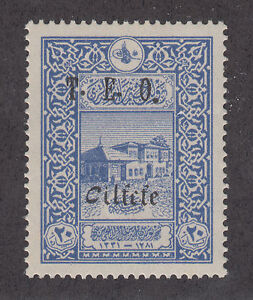 Cilicia-Sc-77-MNH-1919-20pa-ultra-Post-Office-of-Turkey-w-ovpt-VF