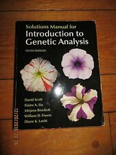 solutions manual for an introduction to genetic analysis by anthony rh ebay com solutions manual for introduction to genetic analysis 10th edition solutions manual for introduction to genetic analysis 10th edition