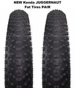 2 Pak Kenda Juggernaut Sport Dtc 26 X 4 0 K1151 Fat Bike Tire Wire