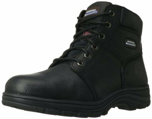 Skechers for Work 77009 Mens Workshire Relaxed Fit Boot- Choose SZ/Color.