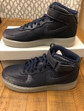 cheap for discount 5d17b 4276f item 3 NIKE AIR FORCE 1 MID  07 LV8 ATHLETIC SHOES BINARY BLUE MENS SZ 9  804609-401 -NIKE AIR FORCE 1 MID  07 LV8 ATHLETIC SHOES BINARY BLUE MENS SZ  9 ...
