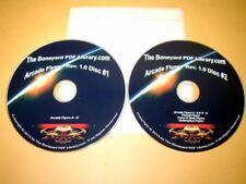 Arcade Flyers On DVD (2 Disc Set)