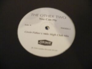 THE-OTHER-TWO-YOU-CAN-FLY-CEVIN-FISHERS-MILE-HIGH-CLUB-MIX-12-034-VINYL