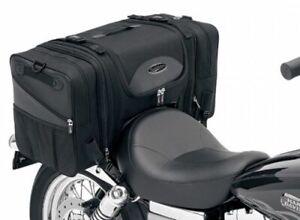Tail Bag Harley Davidson Softail Dyna