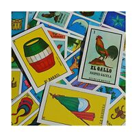 Loteria Mexicana Family Set Of 20 Boards And Cards Free Shipping