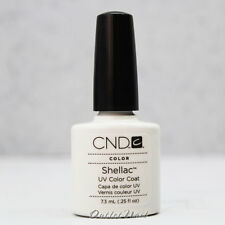 CND SHELLAC UV Gel Nail Polish Base Top Coat 7.3ml 0.25oz Pick ANY Full Color