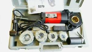 Electric Pipe Threading Machine(cetl certified) Oshawa / Durham Region Toronto (GTA) Preview
