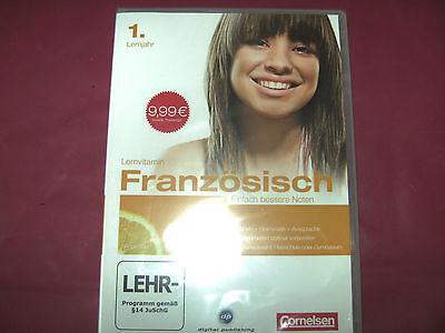 Gastfreundlich Lehrprogramm FranzÖsisch 1.lernjahr Cornelsen Neu Ovp Software