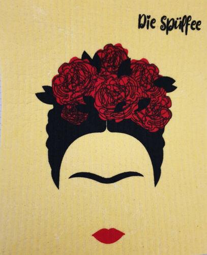 swedische Spüllappen Frida Die Spülfee öko spüllappen 8 Farben