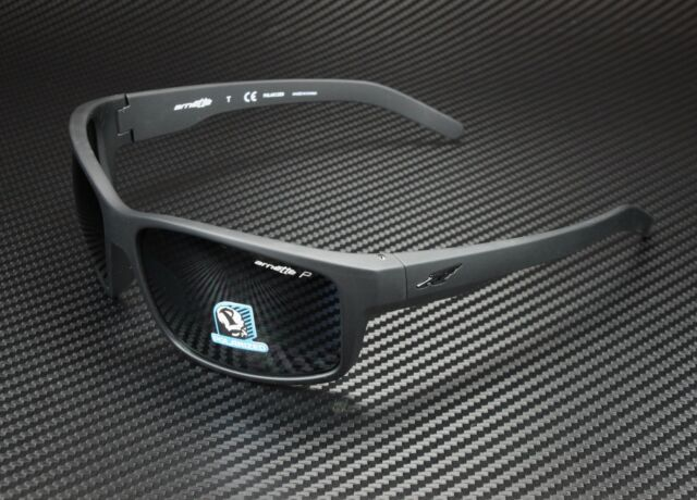 ARNETTE Mens An4202 Fastball Rectangular Sunglasses