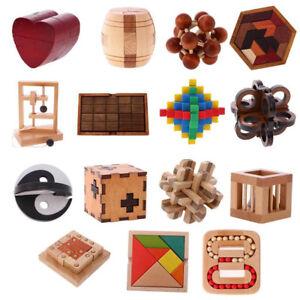 WR-AM-en-bois-Intelligence-Jouet-Brain-Teaser-jeu-jouet-3D-Puzzle-pour-Enfants-Adultes
