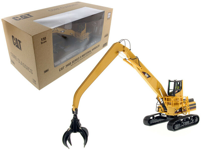 CAT Caterpillar 345B Series II Material Handler with with with Operator and Tools Core Cla 85d62c