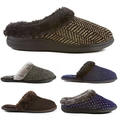 HomieGear Men's Heavy Duty House Slippers