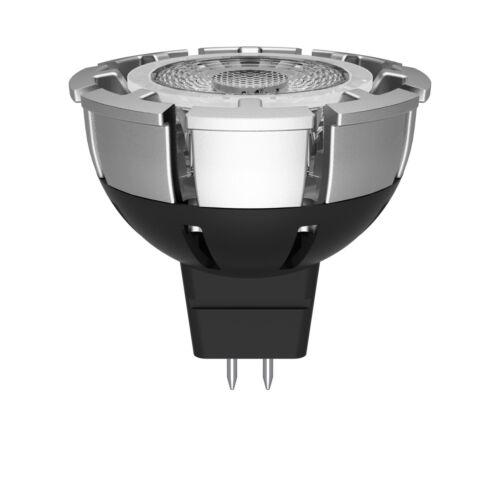 Q-MAX LED Lampe MR16 7W 3000K 12V GU5,3 40° DIMMBAR  7 Watt LED Retrofit 550 Lm