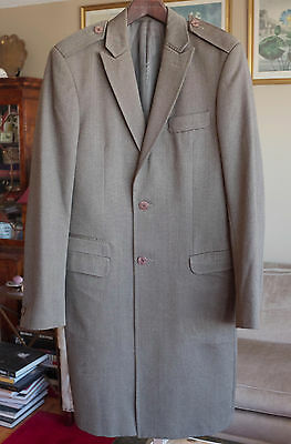 J.Lindberg sz 50 / US 40 military topcoat jacket coat suit