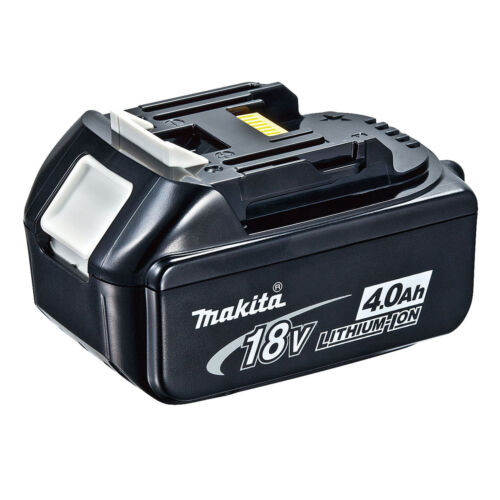 BL1840 BATTERY AND DC18RC CHARGER MAKITA 18V LXT DHP458 DHP458Z COMBI DRILL