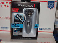 Remington R4 Cordless Rechargeable Dual Track Blades& Flex Technology Razor 360