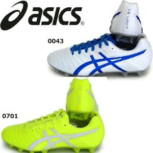 ... the best attitude 5829c 86e0b Image is loading New-asics-Football-Spike-   buy popular 61740 1194a Asics DS Light 6 Neon Yellow ... bb1e55a4ad9