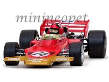 QUARTZO 18270 F 1 1970 LOTUS 72C #24 FITTIPALDI 1ST USA GRAND PRIX 1/18 RED