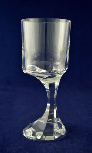 "Baccarat Crystal ""NARCISSE"" Wine Glass / Goblet – 15.1cms (6″) Tall"