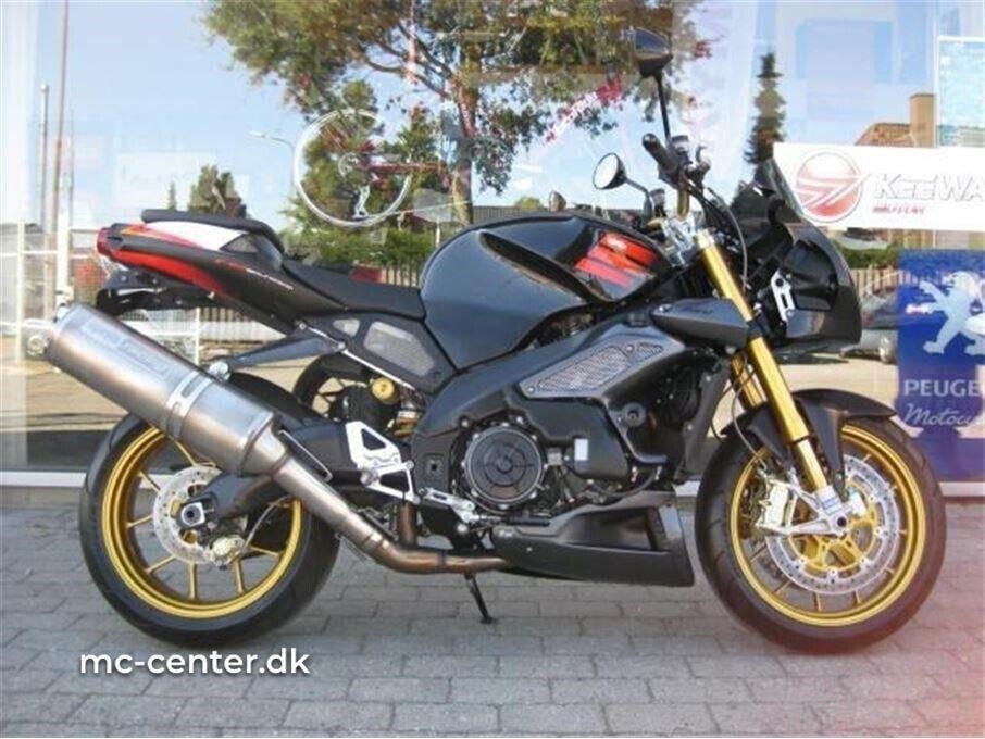 Aprilia, RSV Tuono, ccm 750