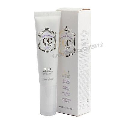 ETUDE HOUSE Correct & Care CC Cream SPF30 PA++ #1 Silky 35g
