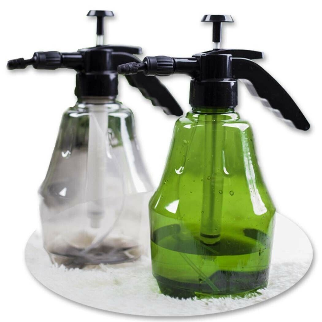 1pc Air Pressure Watering Can Bottle Can Gardening Mini Pressure Small Spray