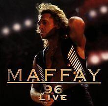 Maffay-039-96-Live-von-Maffay-Peter-CD-Zustand-gut